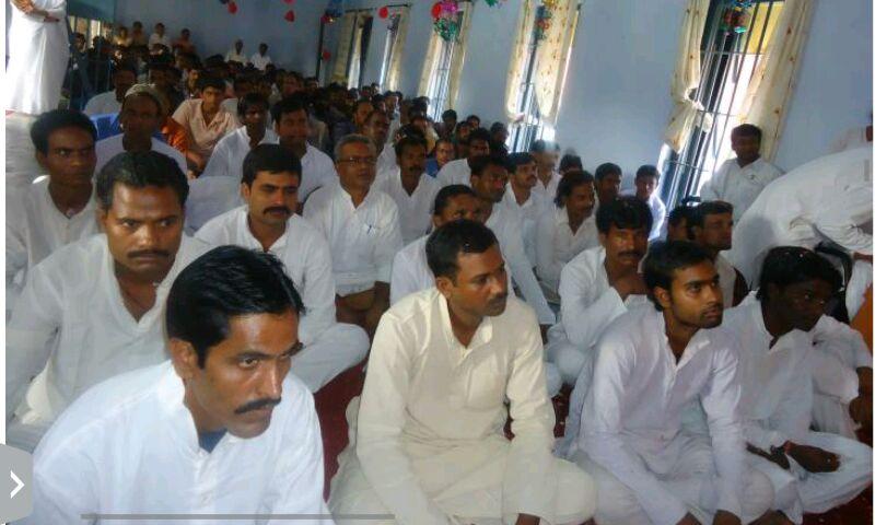 Sewa in Dhanbad Jail By Brahmakumaris Dhanbad