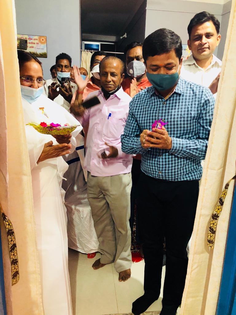 New Brahma Kumaris Centre Opening in Rajdhanwar, Giridih